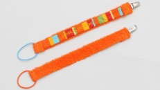 Orange Streifen